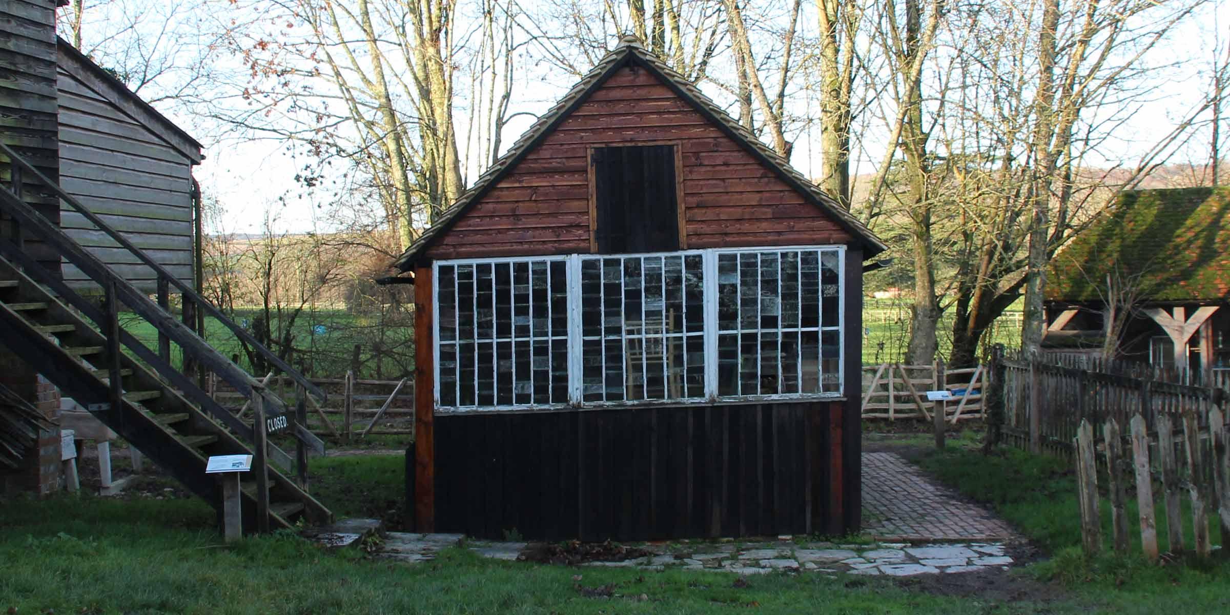 Carpenters shop from Windlesham