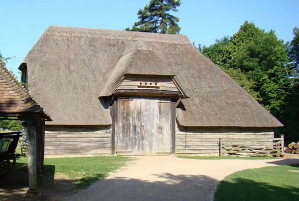 Court barn from Lee-on-the-Solent