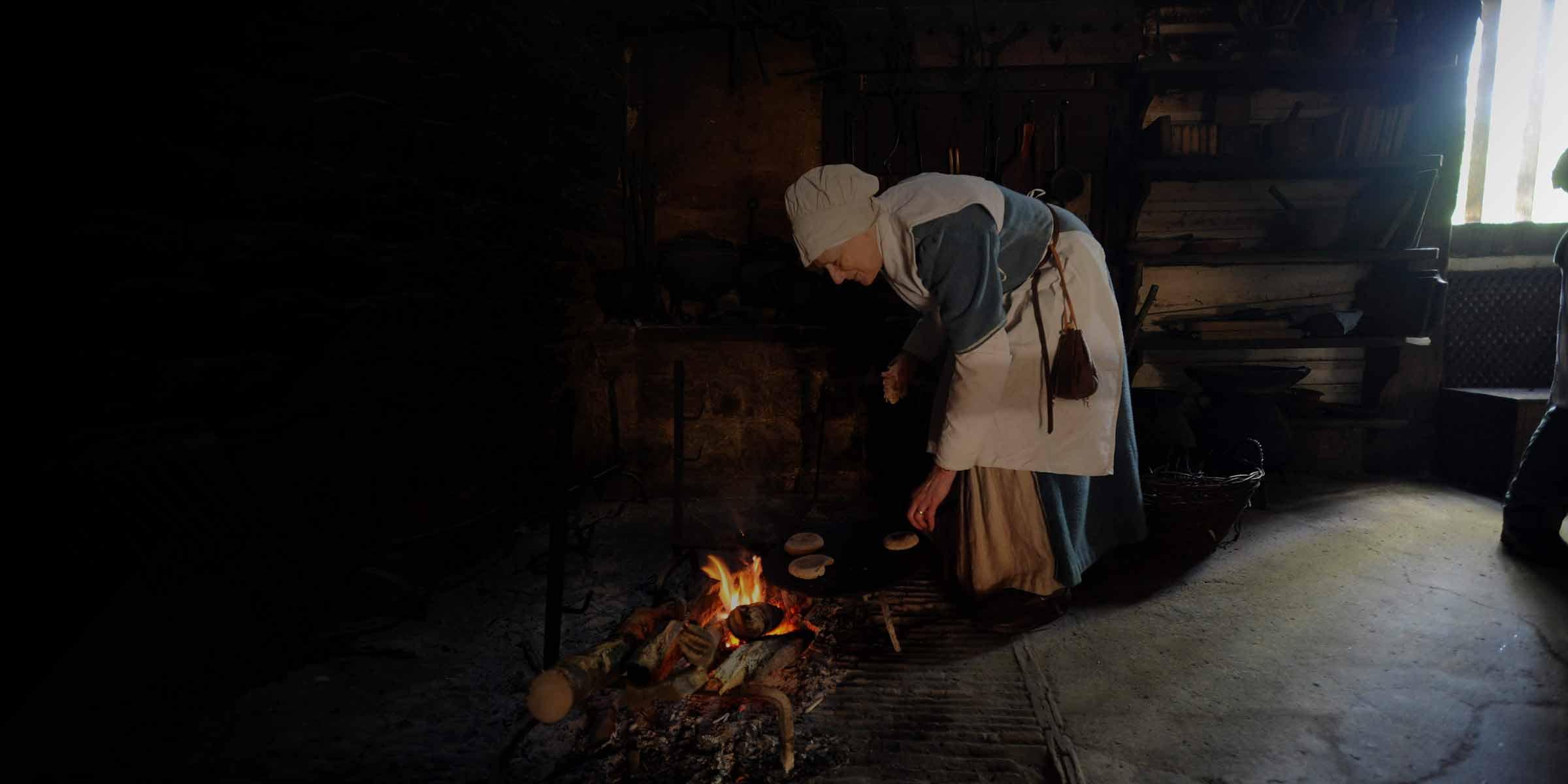 Medieval workshops