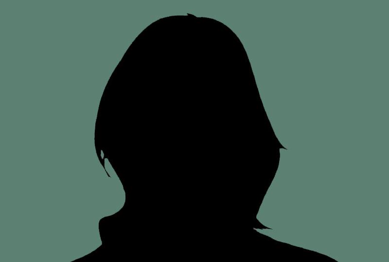 silhouette female