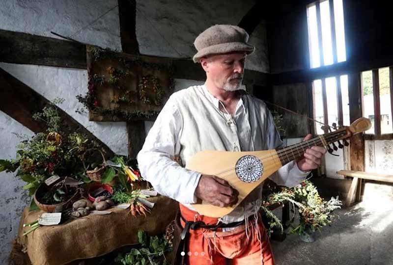 Tudor workshops