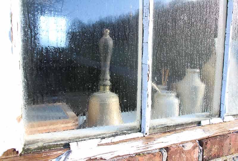 Victorian school bell