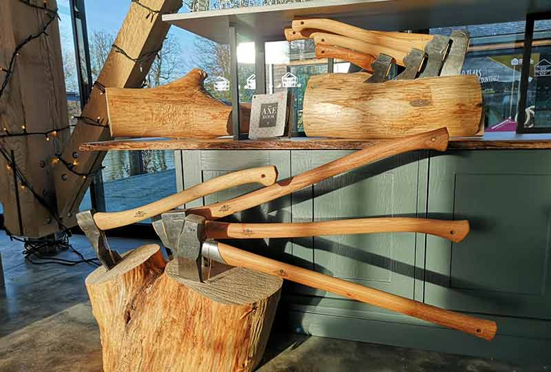 Museum gift shop woodworking tools