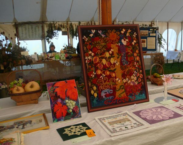 Horticultural entries 2012