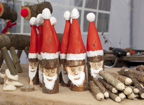 Father Christmas gifts