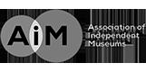 Association of Independent Museums logo