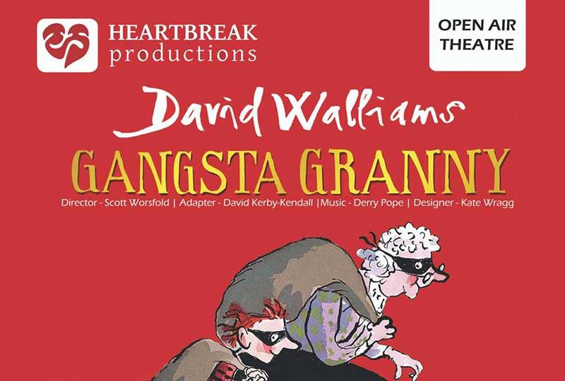 Gangsta Granny open air performance (Heartbreak productions)