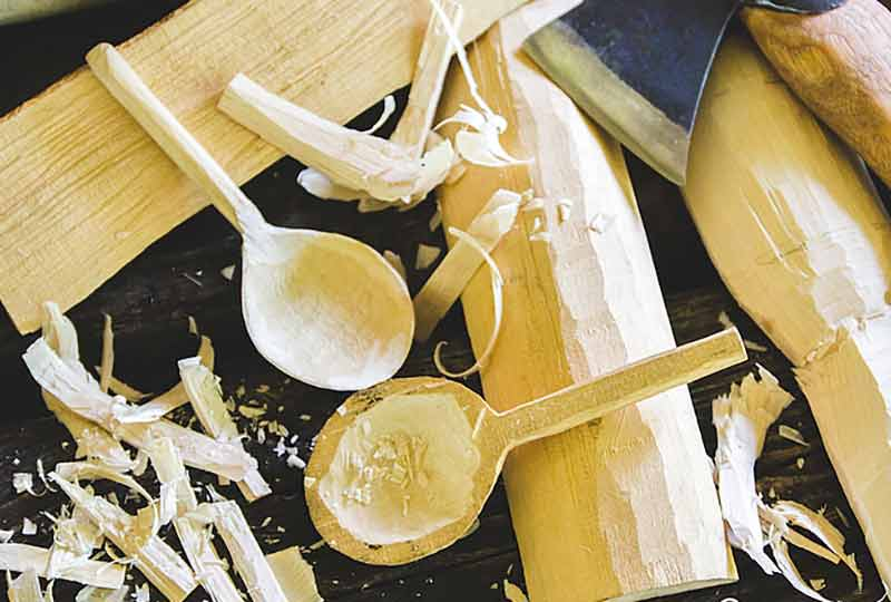 Spoon Carving Course