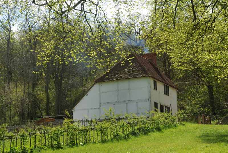 The Houses of the Weald from Medieval to Early Modern