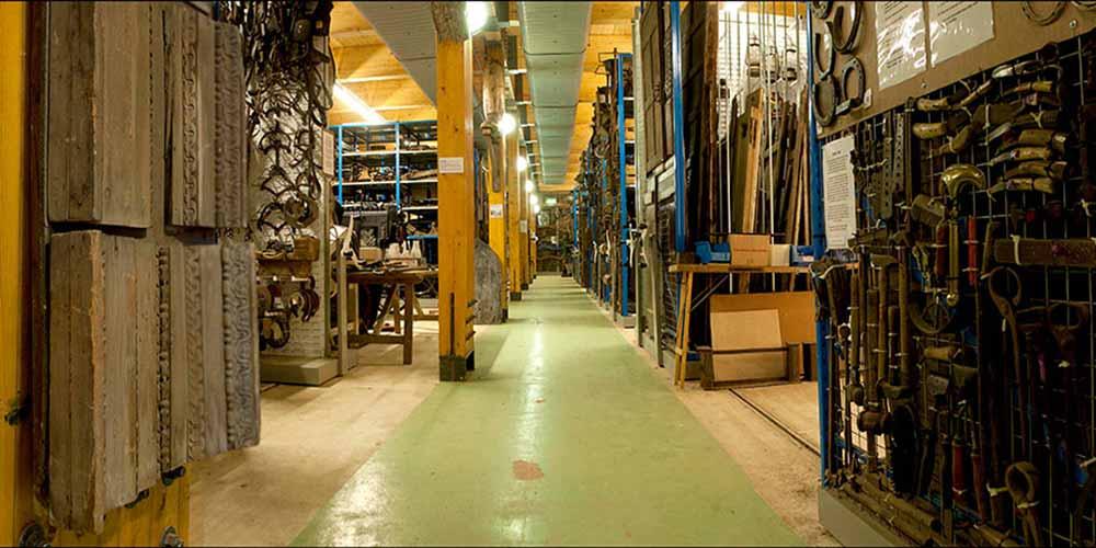 Artefact store