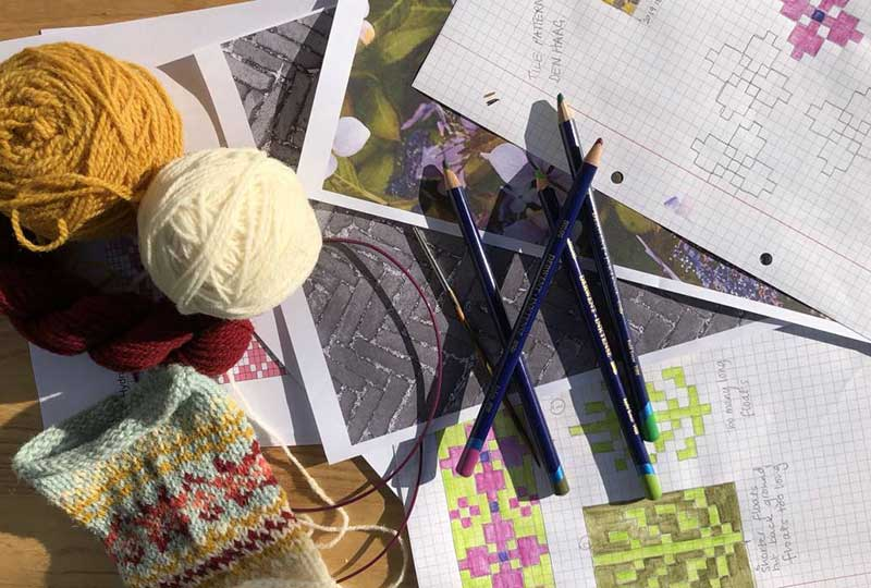 Design your own Fairisle pattern (Rachael Kay)