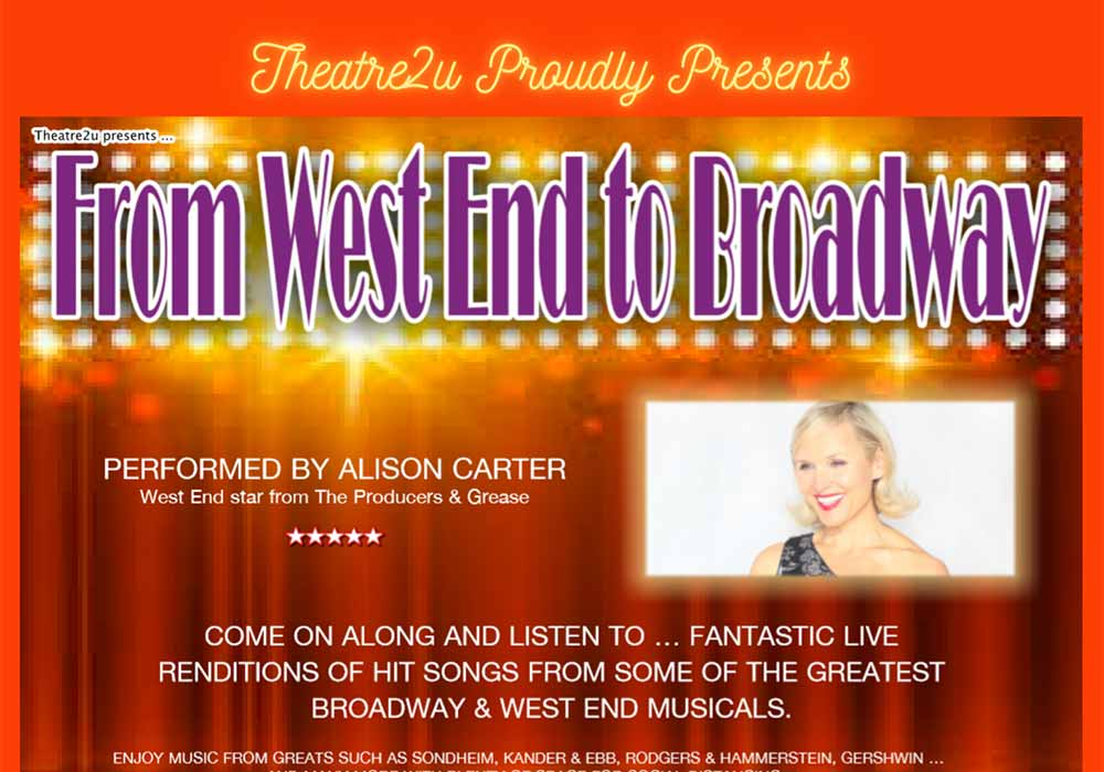 West End to Broadway