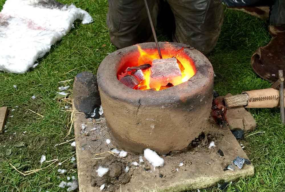 Copper smelting