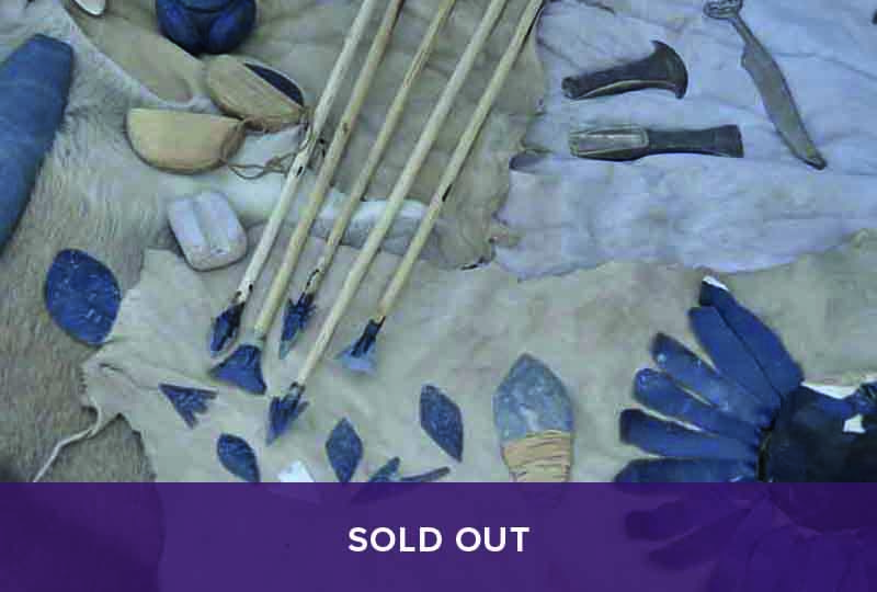 Sold Out - Flint Knapping
