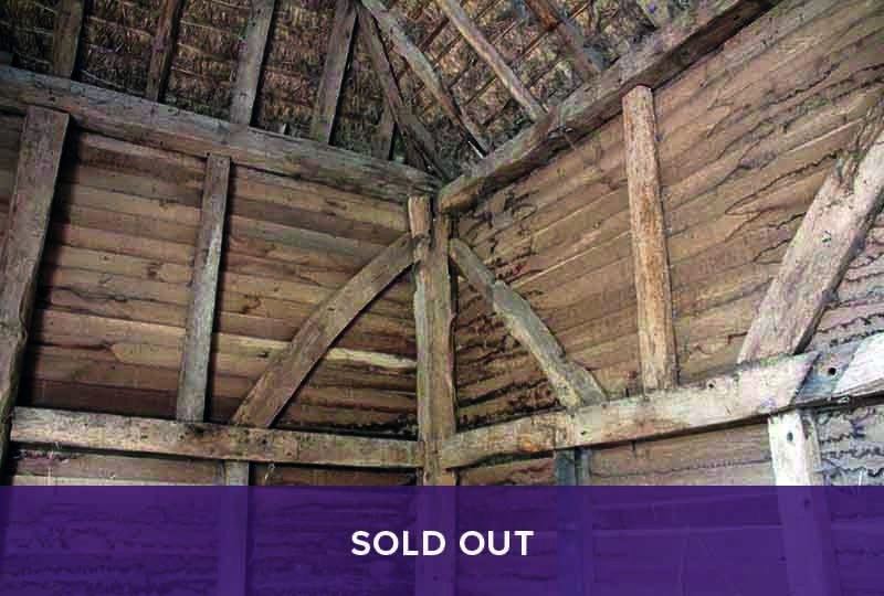 Sold Out - Introduction to dating timber framed buildings course