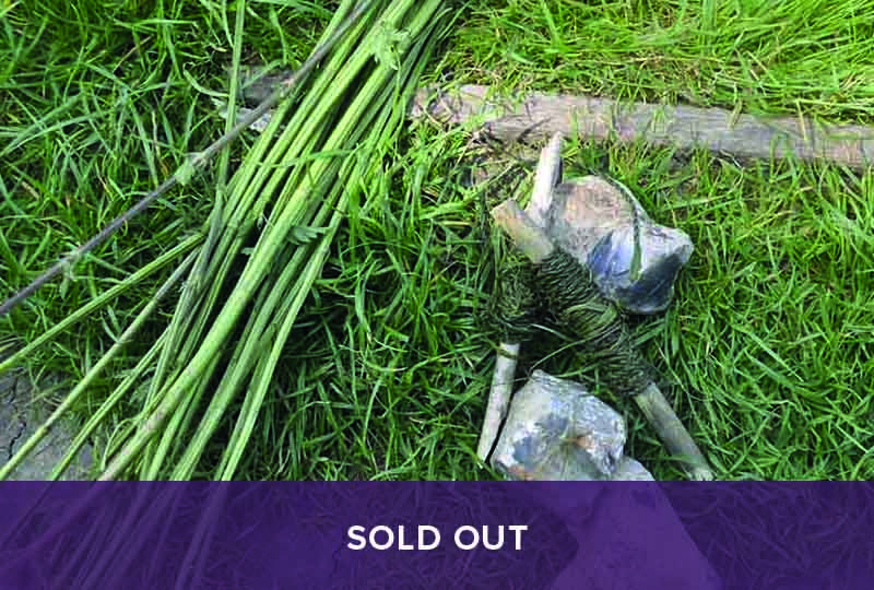 Sold Out - Nettle Fibre Workshop