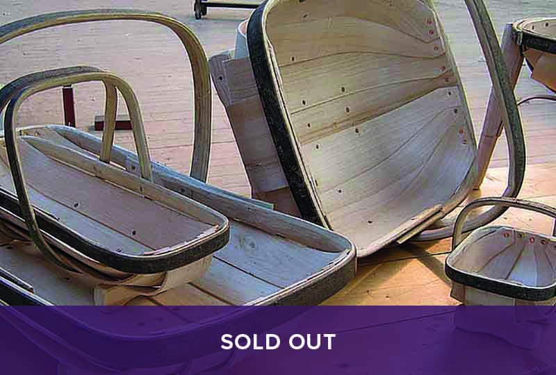 Sold Out - Sussex Trug Making