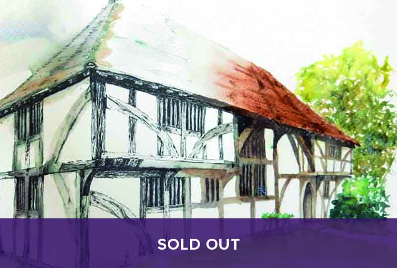 Sold out - Watercolour Day course