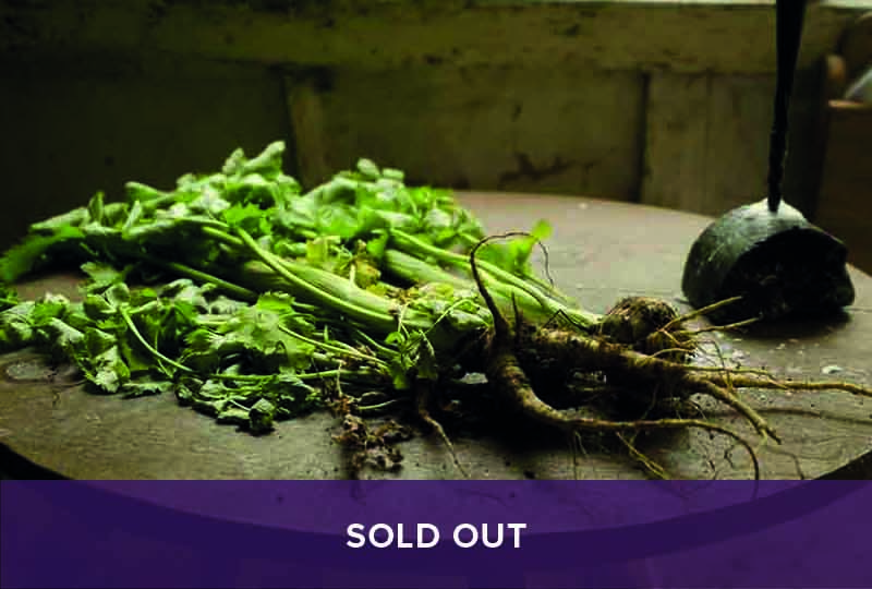 Sold out - Wild food course