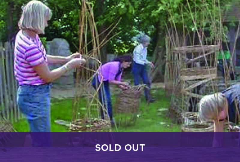 Sold out - willow garden support course