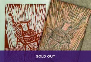 Traditional Woodcut Course - Sold Out