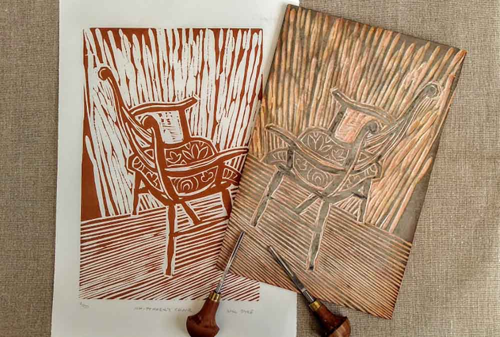 Traditional Woodcuts