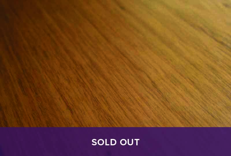 Sold out Wood Finishes course